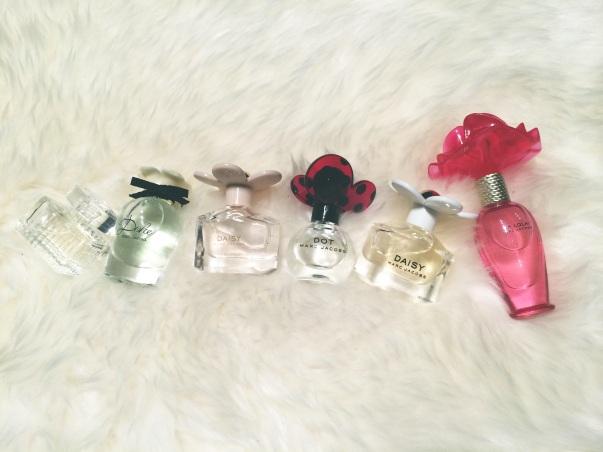 mini fragrance