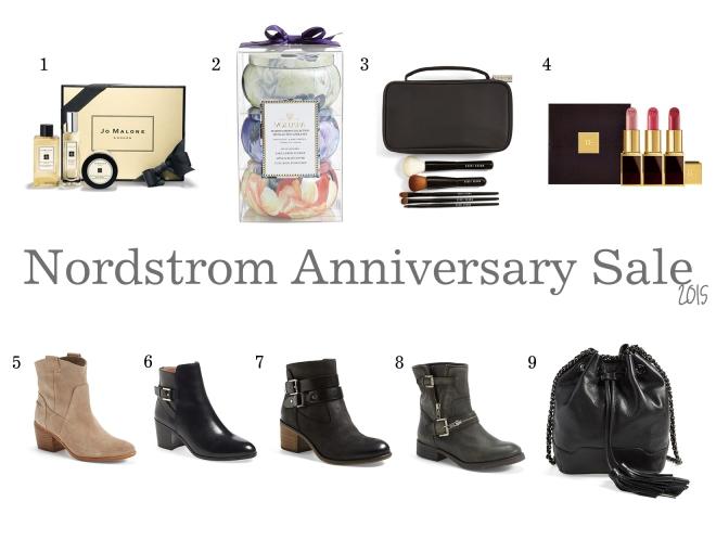Nordstrom Anniversary Sale 2015