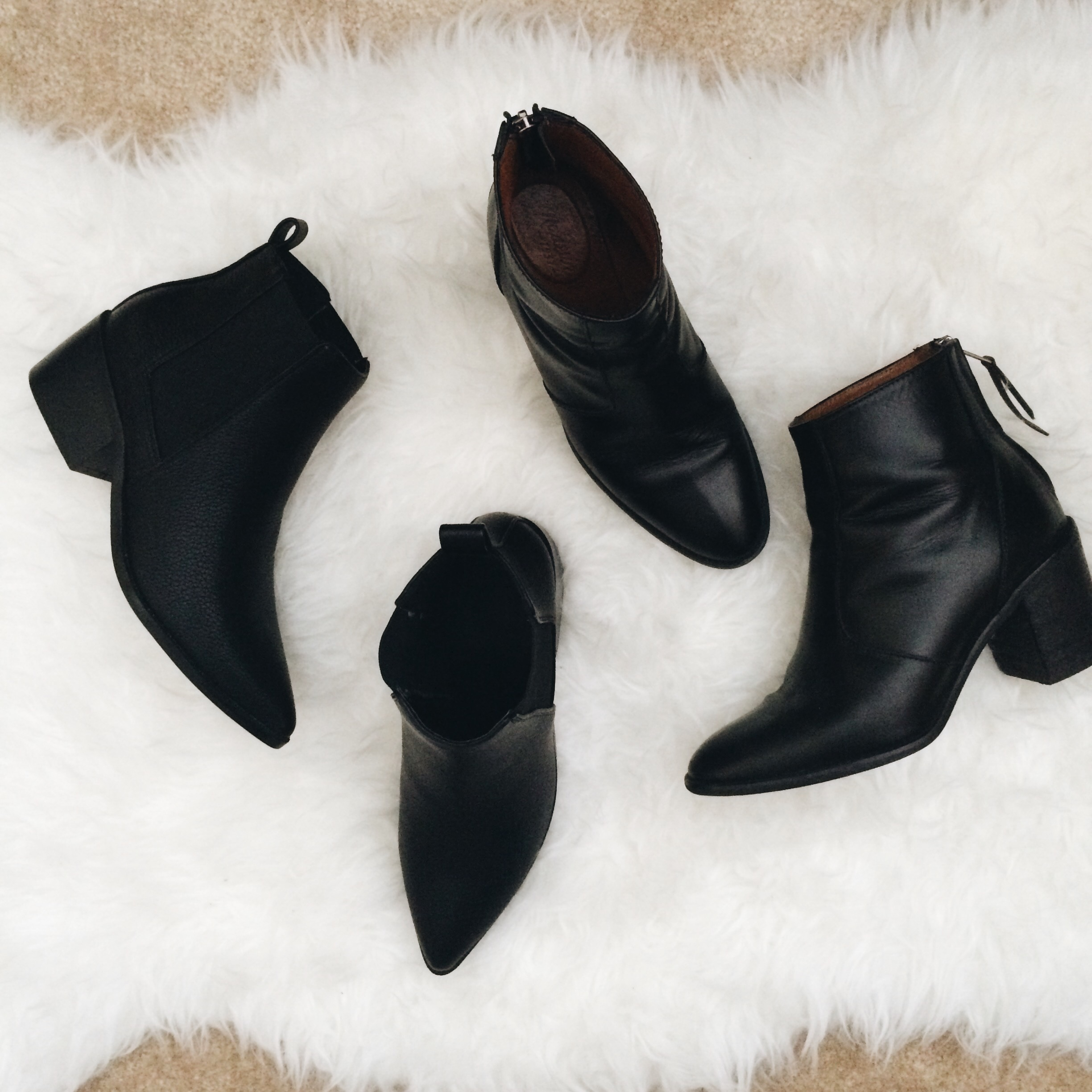 Little black boots – Everything ShyuSized
